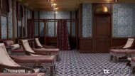 An undated artist's rendering of the interior of the proposed cruise ship Titanic II, provided by the Blue Star Line as Australian billionaire Clive Palmer unveiled plans for his dream ship during a news conference in New York February 26, 2013. The cruise ship will be built by the CSC Jingling Shipyard in China, and will sail from Southhampton, England to New York on her maiden voyage in late 2016 according to Palmer. REUTERS/Blue Star Line/Handout