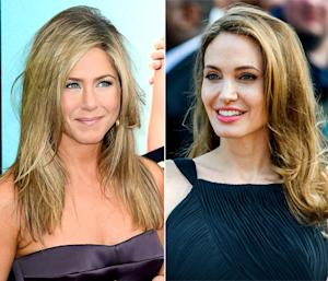 Jennifer Aniston, Angelina Jolie Barely Avoid Airplane Encounter