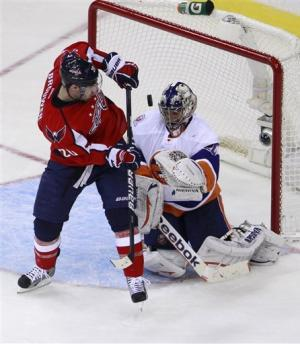 Capitals rally past Islanders 3-2
