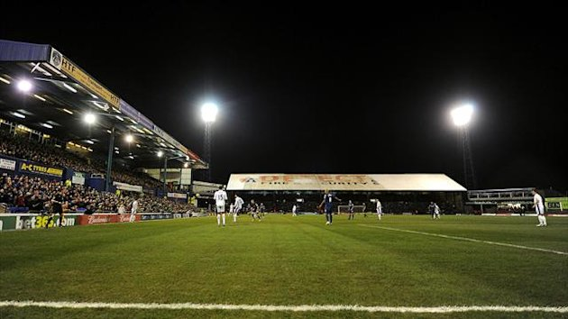 Oldham's clash with Hartlepool is off