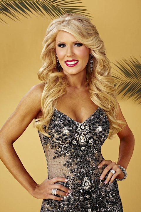 "Gretchen Rossi in Season 7 of ""The Real Housewives of Orange County."""