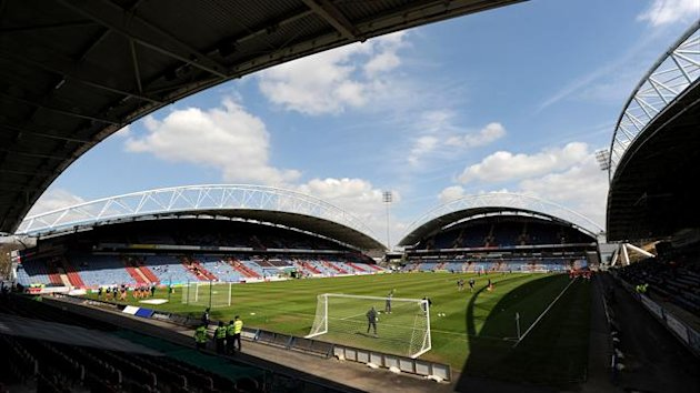 A general view of the John Smith's Stadium, home of Huddersfield Town (PA Photos)