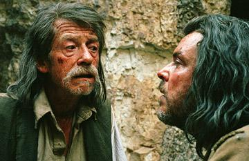 John Hurt and Danny Huston in First Look's The Proposition