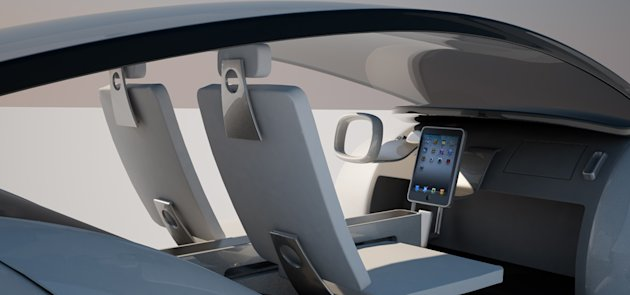 concept auto Apple di Franco …