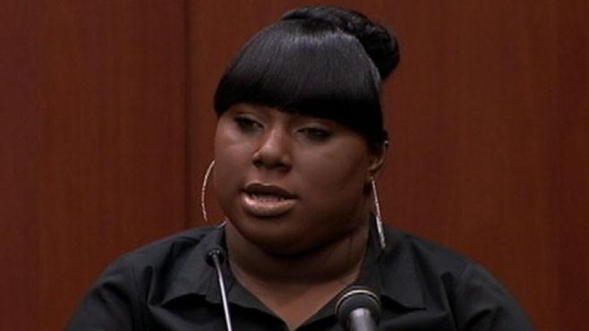 Rachel Jeantel Testifies in George Zimmerman Trial