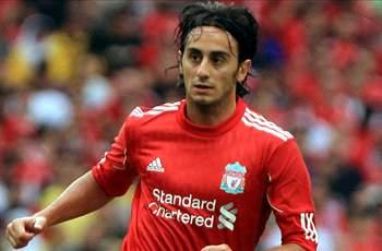 Liverpool accept offer from Fiorentina for Aquilani - report