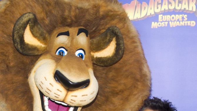 """Ben Stiller attends the premiere of """"Madagascar 3: Europe's Most Wanted"""" on Thursday, June 7, 2012 in New York. (Photo by Charles Sykes/Invision/AP)"""