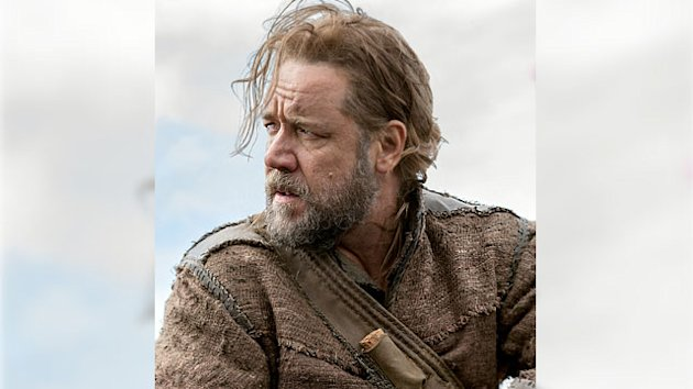 First Look: Russell Crowe as &#39;Noah&#39;