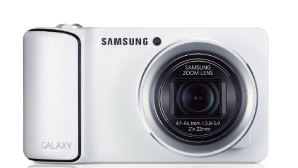 Galaxy Camera is a Point-and-Shoot With an AT&T Data Plan