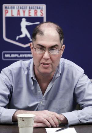 MLB union head: Drug test announcements on deck