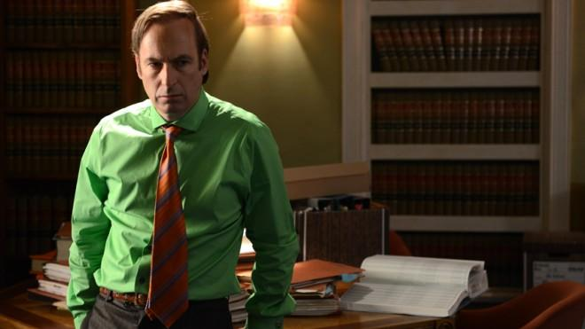 Saul Goodman may be breaking out of Breaking Bad.