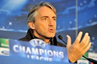 Roberto Mancini admits his team must beat Ajax to revive their Champions League hopes