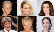 Golden Globes: British Stars Fight For Awards