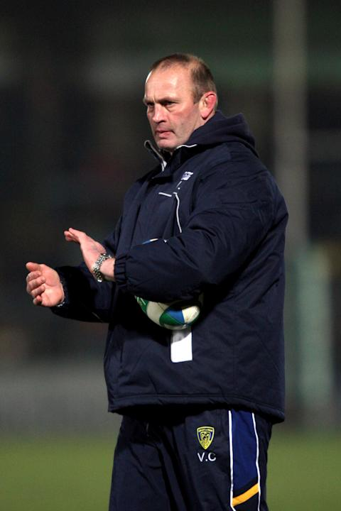 Rugby Union - Vern Cotter File Photo