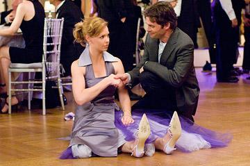 Katherine Heigl and James Marsden in 20th Century Fox's 27 Dresses