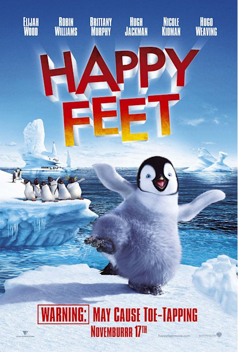 Happy Feet Warner Bros. Pictures 2006