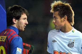Neymar: Messi should win the Ballon d'Or, he is the best in the world