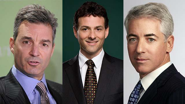 Einhorn and Loeb's hedge funds both decline 5 pct in Aug.