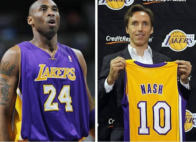 Kobe Bryant or Steve Nash?
