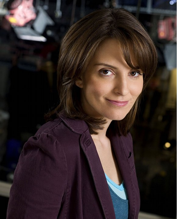 Tina Fey stars as Liz Lemon on 30 Rock.