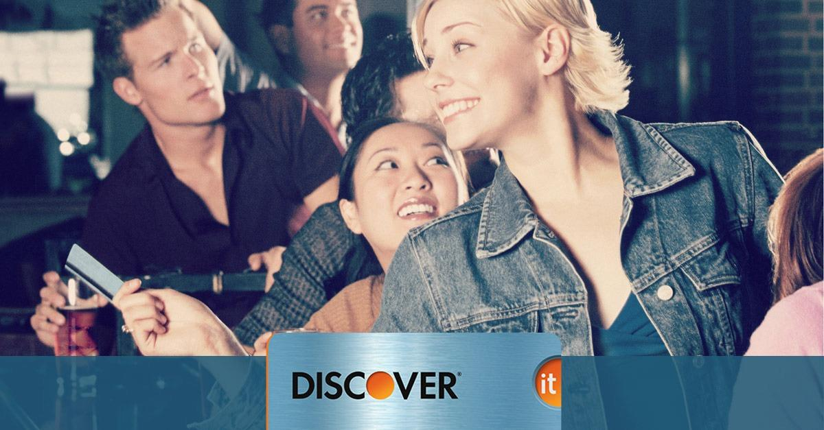 New Credit Card Safety Feature From Discover®