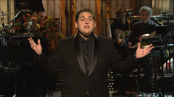 Jonah Hill Monologue