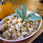 Stuff Yourself (Healthily) With This Stuffing Version