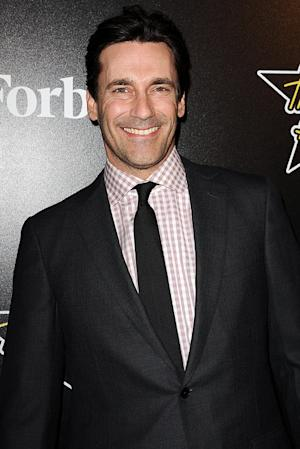 "Jon Hamm: ""I'd Be a Terrible Father!"""