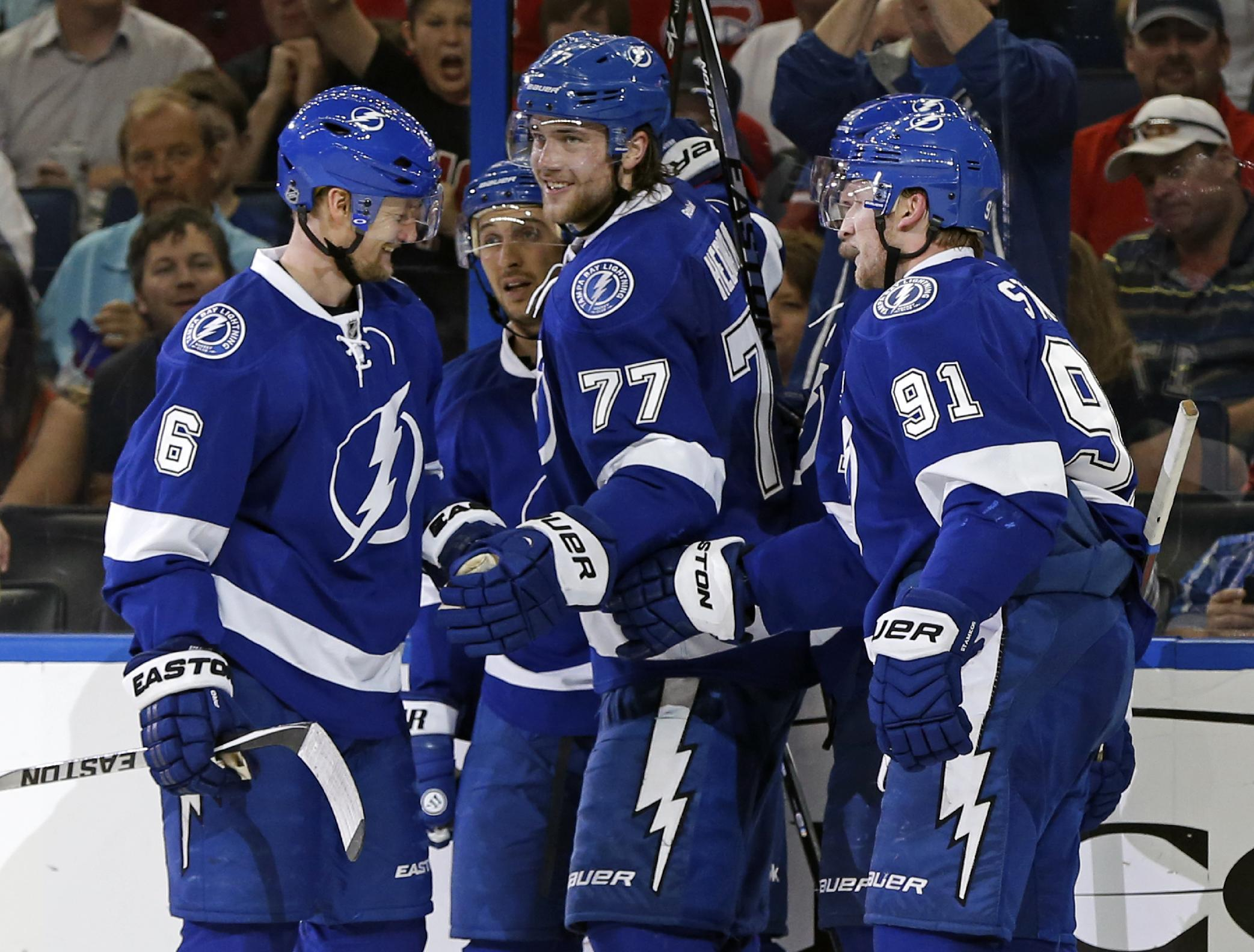 What We Learned: Tampa Bay Lightning's secret weapon