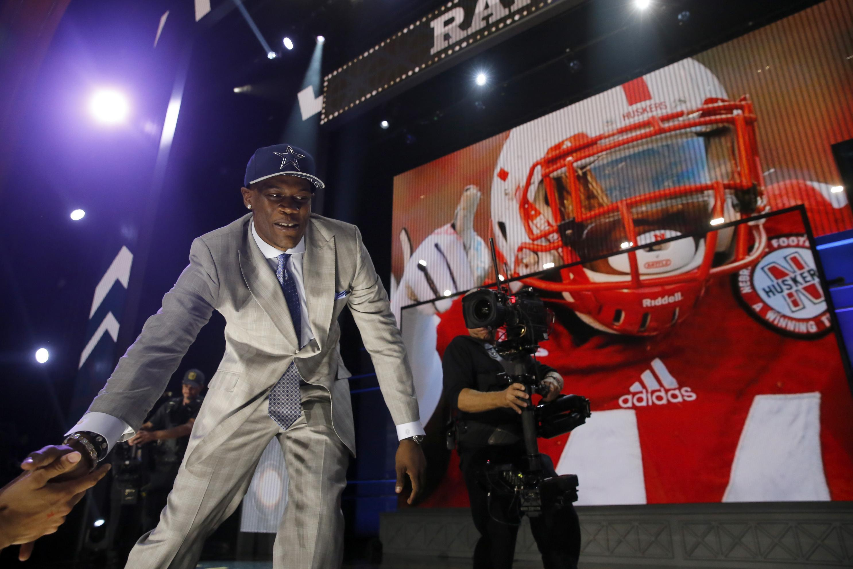Cowboys grab sliding pass rusher Randy Gregory in 2nd round