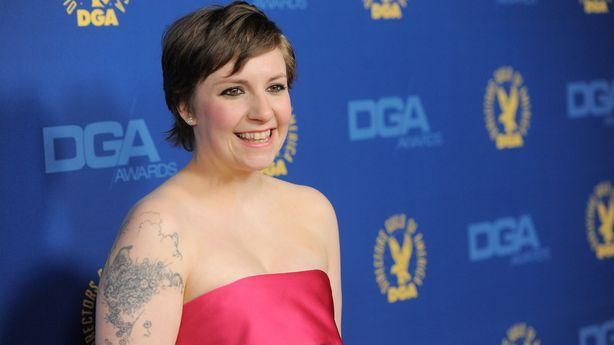 Lena Dunham Is Troubled by the 'Girls' Porn Parody