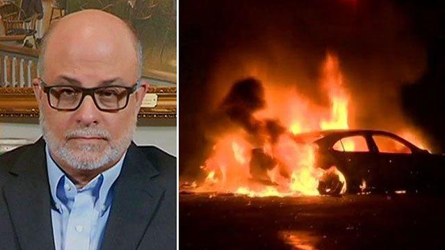 Mark Levin calls Baltimore charges a 'disgrace'