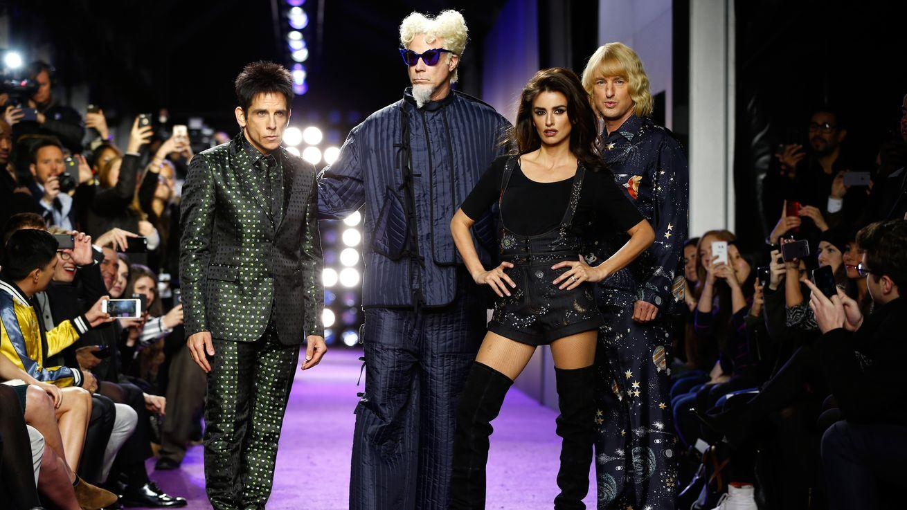 Analyzing the Zoolander 2 Hype Machine