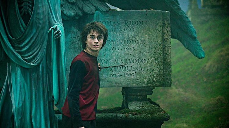 Harry Potter and the Goblet of Fire 2005 Warner Bros. Pictures Daniel Radcliffe