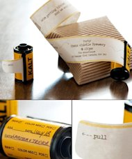 20 Whacky and Coolest Wedding Invitations