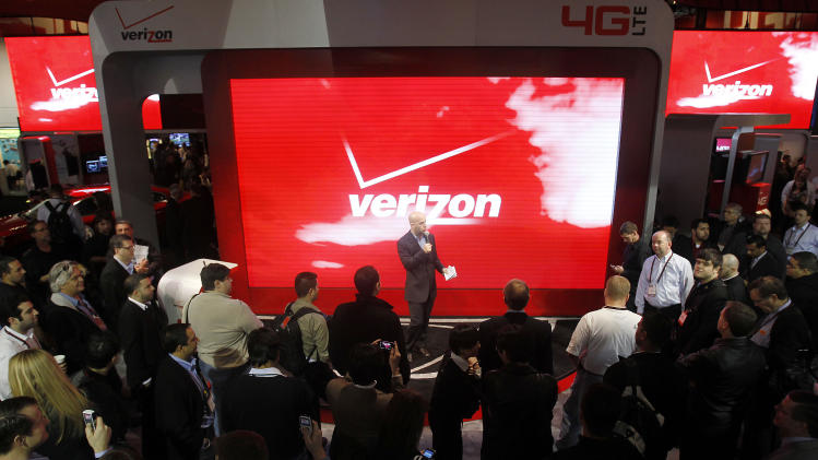 Verizon to set up streaming service with Redbox