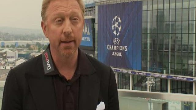 Becker backs Bayern brilliance
