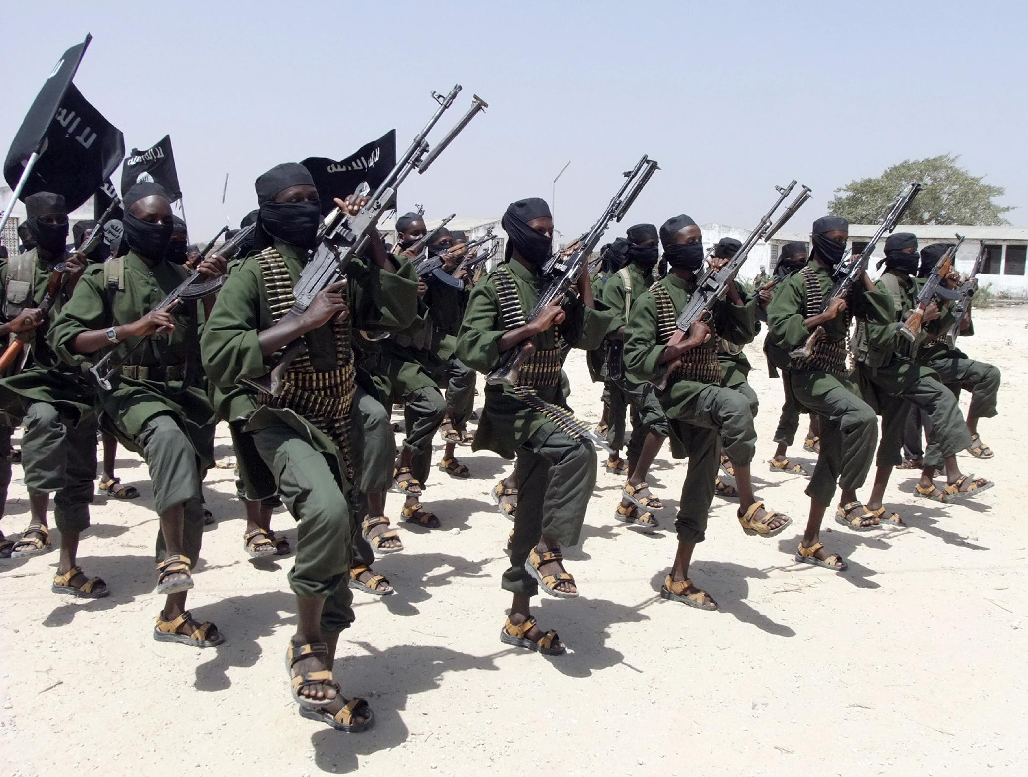 Somali militants overrun base of African Union forces
