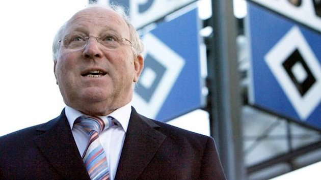 HSV-Legende Uwe Seeler