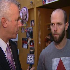 Sports Final: Dan Roche 1-on-1 With Dustin Pedroia