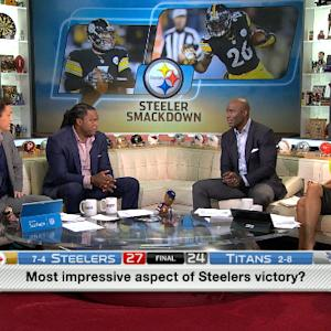 Did the Pittsburgh Steelers comeback save their season?