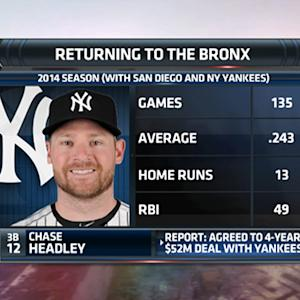 Boomer & Carton: Chase Headley will start at 3B
