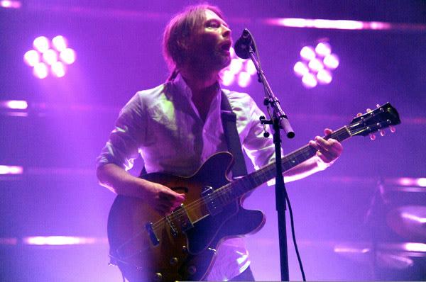 Radiohead in Miami 2012