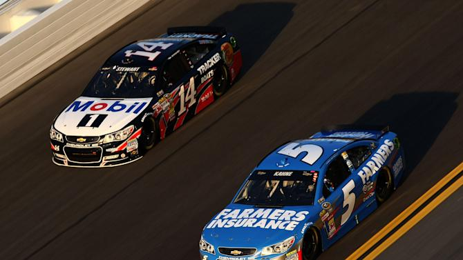 NASCAR Sprint Cup Series: Sprint Unlimited-Practice