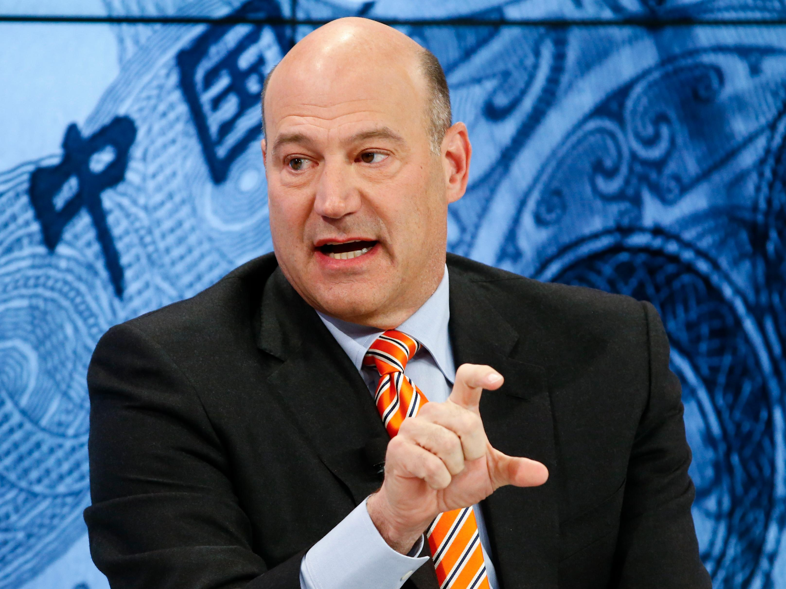 Here is what happens next in Silicon Valley, according to Goldman Sachs President Gary Cohn