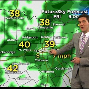 Jeff Jamison's Evening Weather Forecast