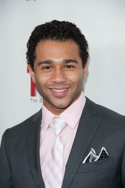 Corbin Bleu attends the 'All My Children' & 'One Life To Live' premiere at Jack H. Skirball Center for the Performing Arts in New York City on April 23, 2013 -- Getty Images