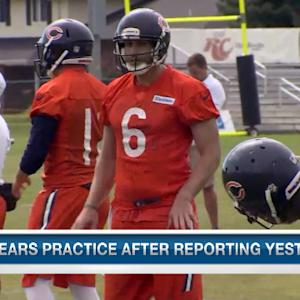Is it now or never for Chicago Bears quarterback Jay Cutler?