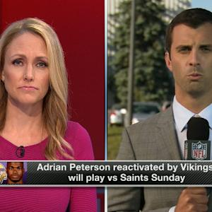 'Contentious' reaction to Minnesota Vikings Executive Vice President and General Manager Rick Spielman press conference