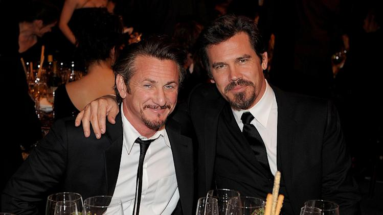 14th Annual Critics' Choice Awards 2009 Sean Penn Josh Brolin